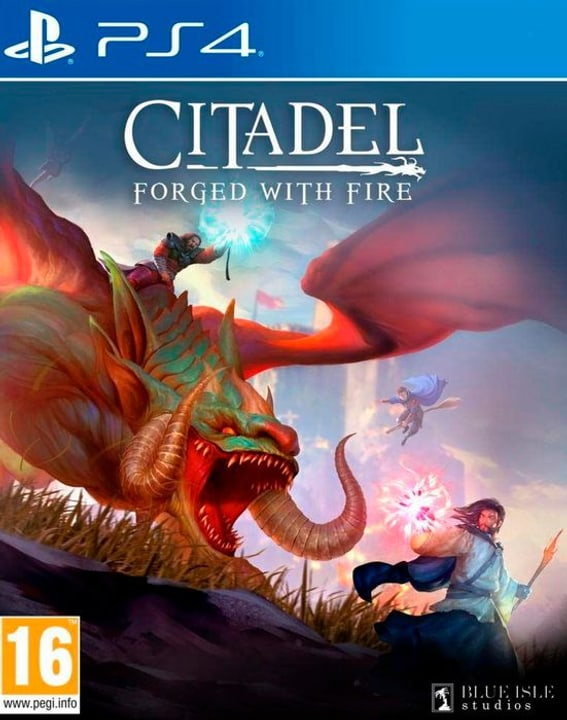 PS4 - Citadel : Forged with Fire F Box 785300146883 Photo no. 1