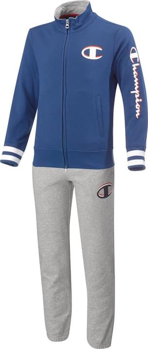 Full Zip Suit Knaben-Trainer Champion 466912914040 Farbe blau Grösse 140 Bild-Nr. 1