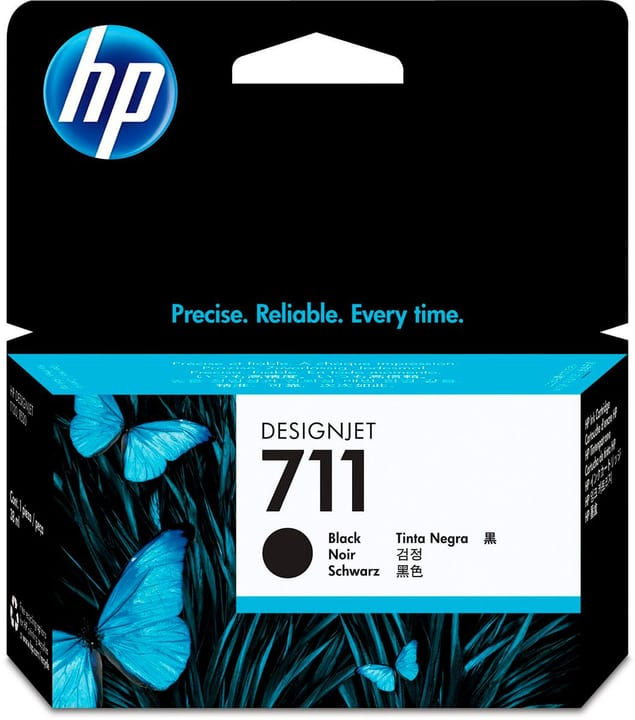 711 CZ129A  schwarz Tintenpatrone HP 795841200000 Bild Nr. 1