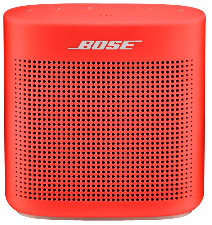 SoundLink Color II - Rot Bluetooth Lautsprecher Bose 772826500000 Bild Nr. 1