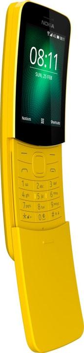 8110 Dual SIM jaune Téléphone portable Nokia 785300138407 Photo no. 1
