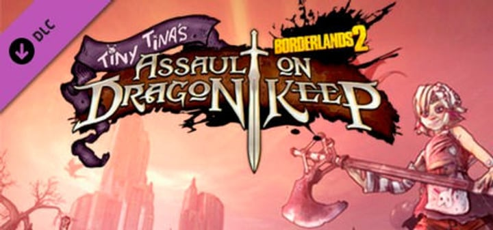 PC - Borderlands 2: Tiny Tina's Assault on Dragon Keep Download (ESD) 785300133292 N. figura 1