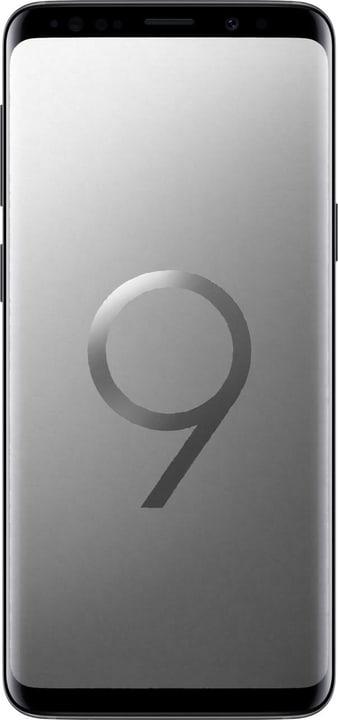 Galaxy S9 DUOS 256GB Titanium Grey Smartphone Samsung 785300137214 Photo no. 1
