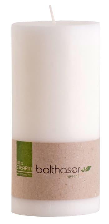 GREEN Bougie cylindrique 440664301510 Couleur Blanc Dimensions L: 15.0 cm x P:  x H:  Photo no. 1