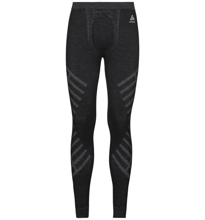 Natural + Kinship Warm Herren-Unterhosen lang Odlo 477089500620 Farbe schwarz Grösse XL Bild-Nr. 1