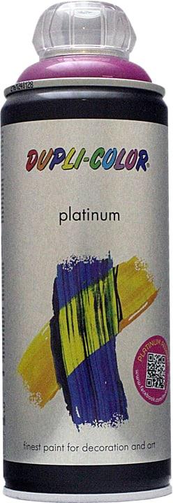 Peinture en aérosol Platinum brillante Dupli-Color 660835200000 Couleur Pourpre signalisation Contenu 400.0 ml Photo no. 1