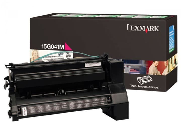 Cartouche toner, noir Lexmark 785300124463 Photo no. 1