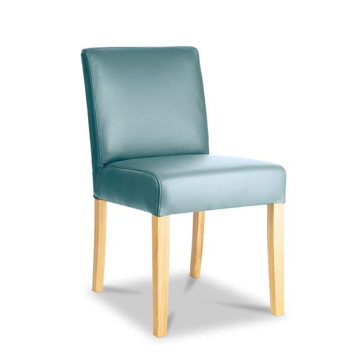 TWEED Chaise Sauvage 366009844908 Dimensions L: 48.0 cm x P: 62.0 cm x H: 84.0 cm Couleur Bleu pastel Photo no. 1