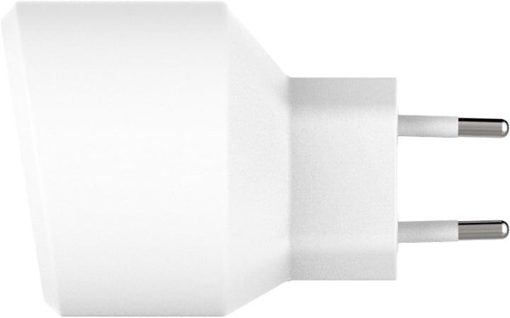 Travel Charger 2.4A Single USB EU - USB C blanc Chargeur XQISIT 798624000000 Photo no. 1
