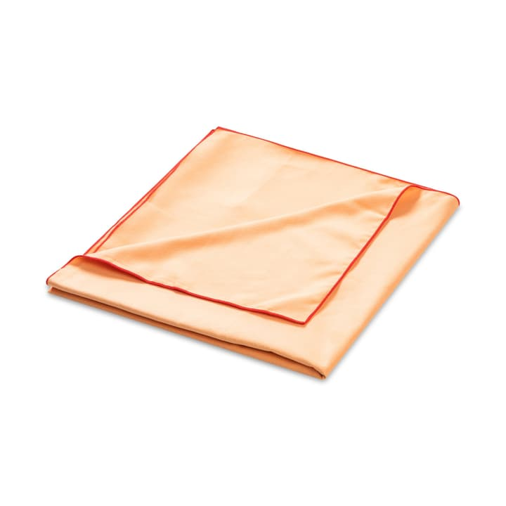 JIL serviette de plage microfibre 374143600240 Dimensions L: 70.0 cm x P: 140.0 cm Couleur Orange Photo no. 1