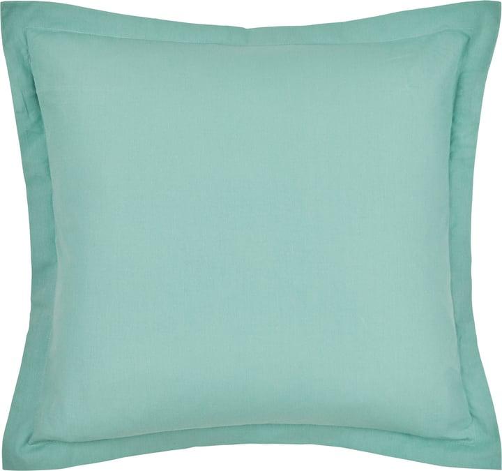 LUISA Fodera per cuscino decorativo 450725540041 Colore Azzurro Dimensioni L: 40.0 cm x A: 40.0 cm N. figura 1