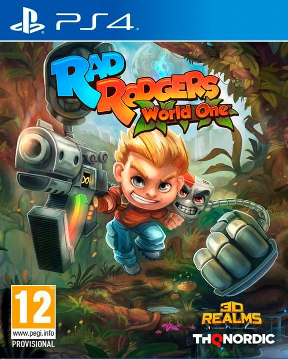 PS4 - Rad Rodgers 785300129029 N. figura 1