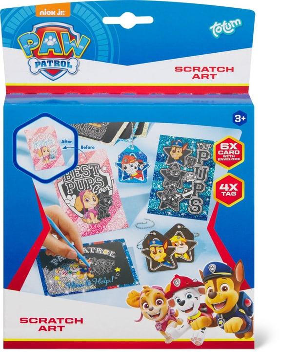 Paw Patrol Rubbelkarten 747504300000 Bild Nr. 1
