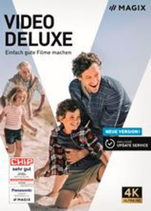 Video deluxe 2020 [PC] (D) Physisch (Box) Magix 785300146501 Photo no. 1