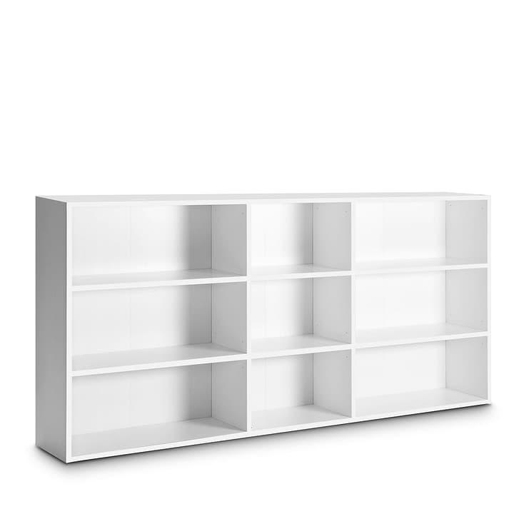 ANGELO basse blanche, 246x36x118cm Étagère 360980100000 Dimensions L: 36.0 cm x P: 246.0 cm x H: 118.0 cm Couleur Blanc Photo no. 1