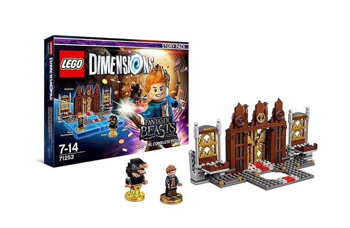 LEGO Dimensions Story Pack Fantastic Beasts and where to find them Box 785300121507 Bild Nr. 1