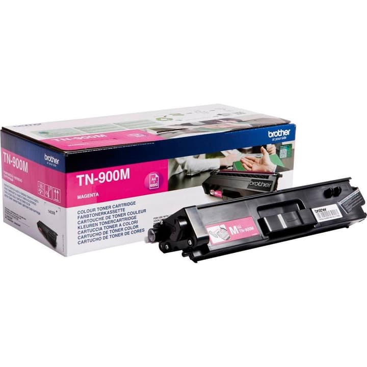 Super HY TN-900M Toner magenta Brother 785300124032 Photo no. 1