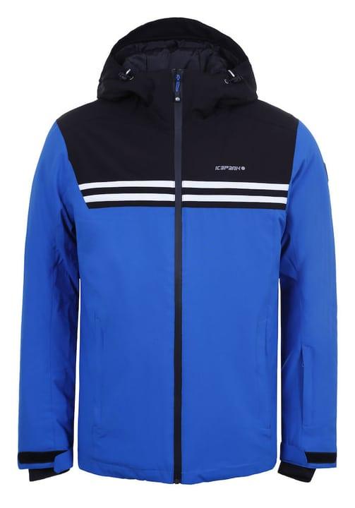 FREMONT Veste de ski pour homme Icepeak 460365400342 Couleur bleu azur Taille S Photo no. 1