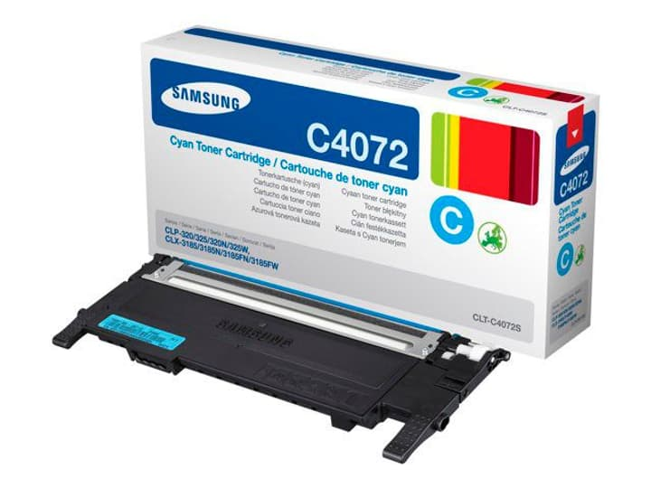 CLT-C4072 CLP 32 cyan Toner-Modul Samsung 797515200000 Photo no. 1