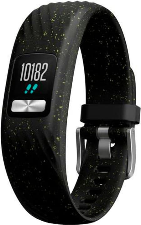 Vivofit 4 Fitness-Tracker - noir/vert Garmin 785300132755 Photo no. 1