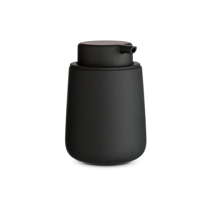 ZONE distributore di sapone 374140900320 Dimensioni A: 14.0 cm Colore Nero N. figura 1