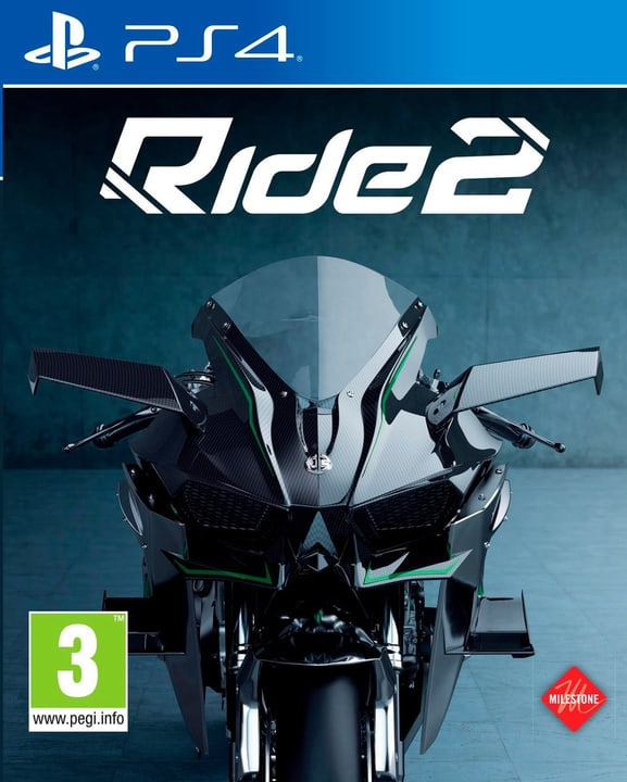 PS4 - Ride 2 Box 785300121369 N. figura 1