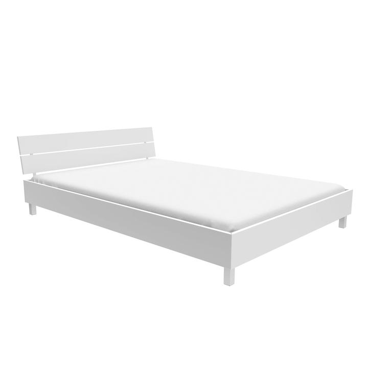 TOPLINE Letto HASENA 403547300000 Colore Bianco Dimensioni L: 160.0 cm x P: 200.0 cm N. figura 1