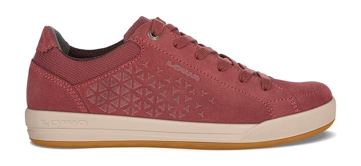 Lisboa Lo Chaussures de voyage pour femme Lowa 461120339530 Couleur rouge Taille 39.5 Photo no. 1