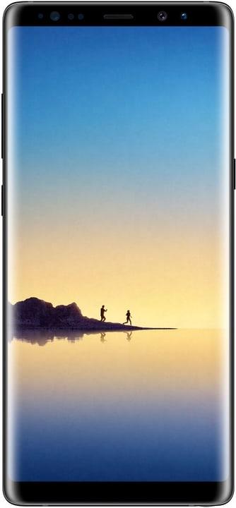 Galaxy Note8 schwarz Smartphone Samsung 794622500000 Bild Nr. 1