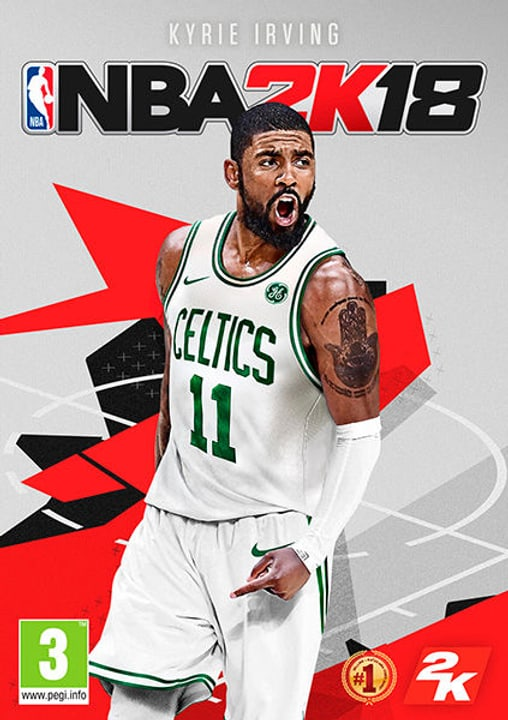 PC - NBA 2K18 Digitale (ESD) 785300133890 N. figura 1