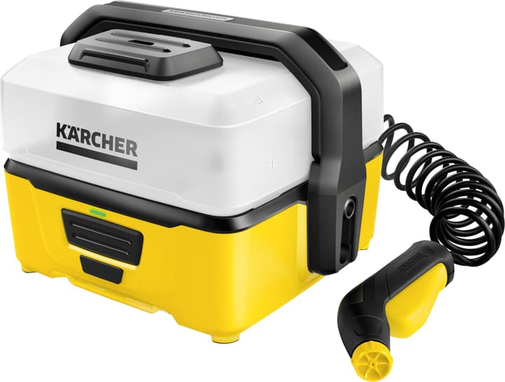 Mobile Outdoor Cleaner OC 3 Kärcher 620824600000 N. figura 1