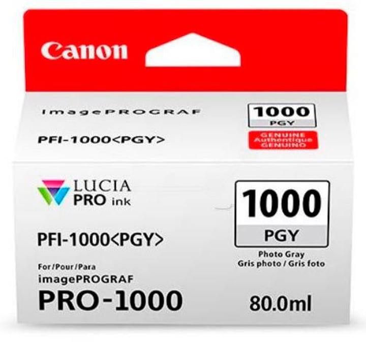 PFI-1000  gris Cartouche d'encre Canon 785300126469 Photo no. 1