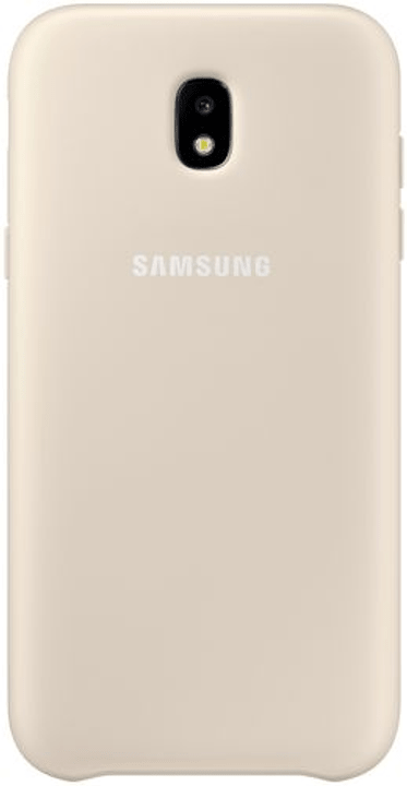 Dual Layer Cover J5 (2017) gold Dual Layer Cover Samsung 785300129403 Photo no. 1