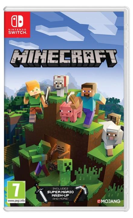 NSW - Minecraft Nintendo Switch Edition  F Box 785300135880 Sprache Französisch Plattform Nintendo Switch Bild Nr. 1