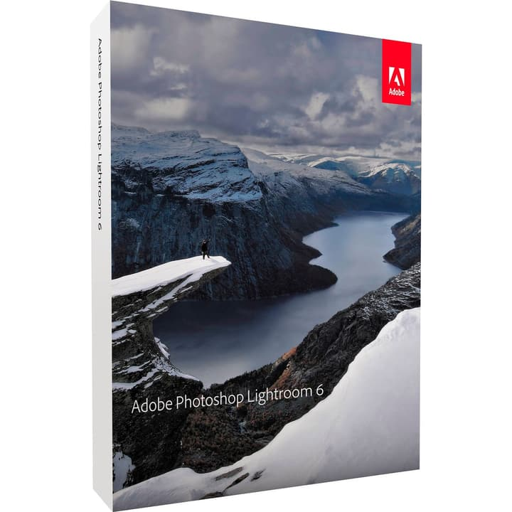 PC/Mac - Photoshop Lightroom 6 Fisico (Box) Adobe 785300124150 N. figura 1