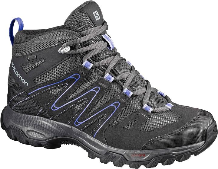 Campside Mid 5 GTX Chaussures de randonnée pour femme Salomon 497170738080 Couleur gris Taille 38 Photo no. 1