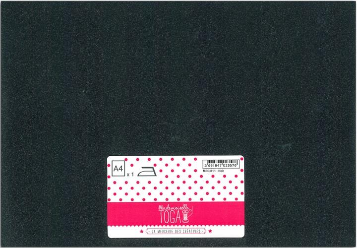 Tissu thermocollant pailleté A4 Mademoiselle TOGA 665436900000 Photo no. 1