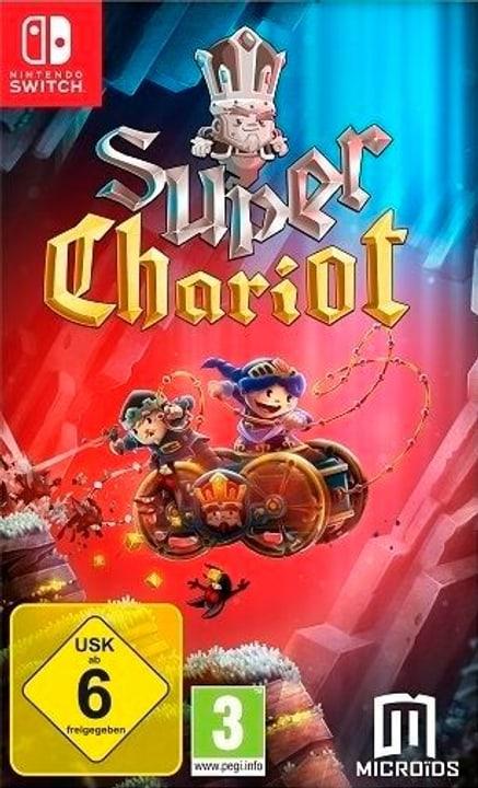 Switch - Super Chariot (D) Box 785300133925 N. figura 1