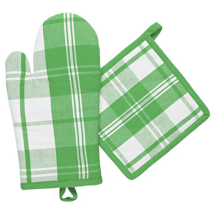 CUCINA & TAVOLA Guanto da cucina Presina Cucina & Tavola 700360200060 Colore Verde / Bianco Dimensioni L:  x P:  x A:  N. figura 1