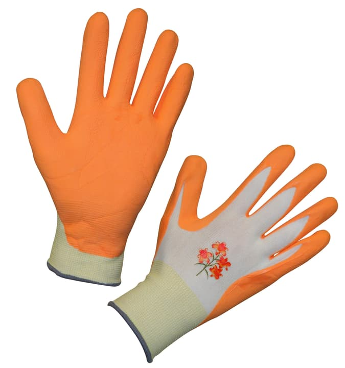 Gants de jardinage Garden Care orange 631278400000 Caractère distinctif 8 M Photo no. 1