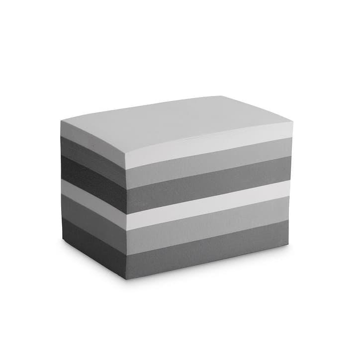 CUBE Notizzettelblock 14.8x10.5x10 cm 386158600000 Grösse B: 14.8 cm x T: 10.5 cm x H: 10.0 cm Farbe Weiss Bild Nr. 1