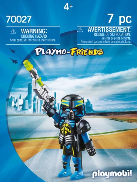 PLAYMOBIL 70027 Agent de l'espace 748016700000 Photo no. 1