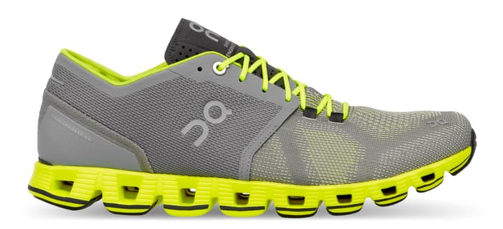 Cloud X Chaussures de course pour homme On 463218141080 Couleur gris Taille 41 Photo no. 1