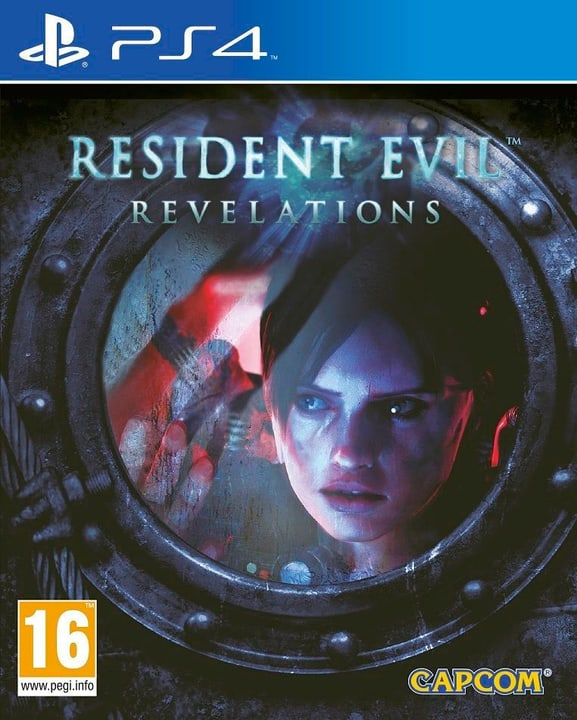PS4 - Resident Evil Revelations HD Box 785300129283 Bild Nr. 1