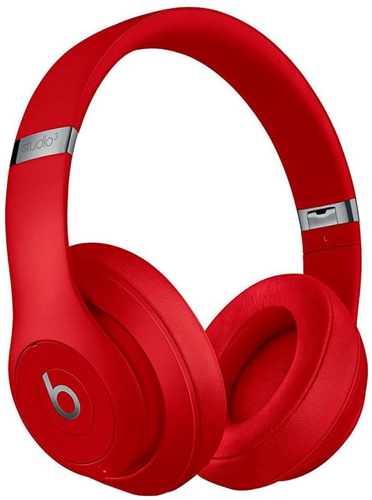 Studio 3 - Rouge Casque Over-Ear Beats By Dr. Dre 785300135002 Photo no. 1
