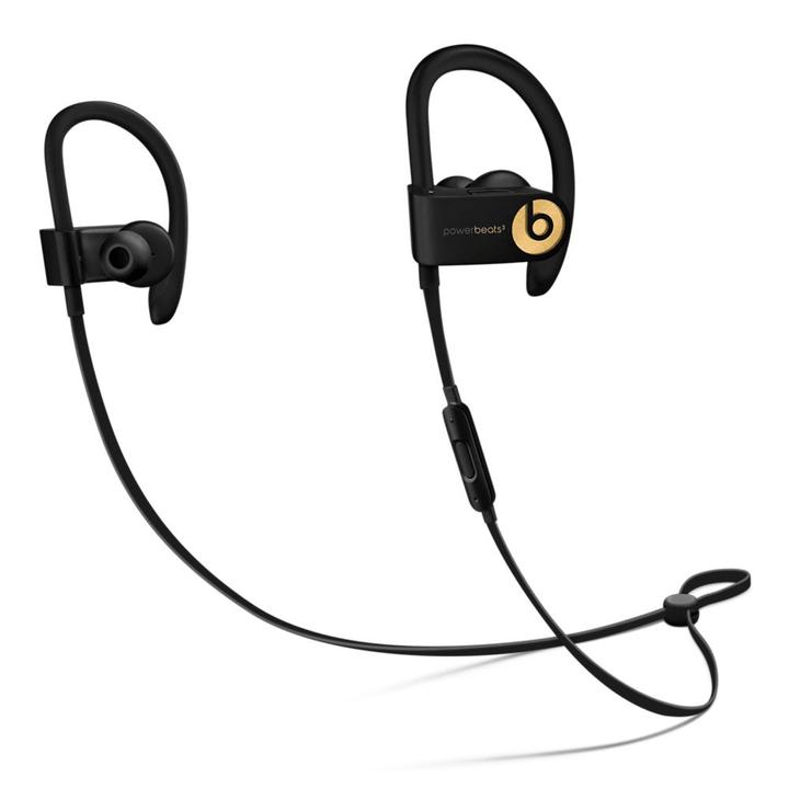 Powerbeats 3 Wireless - Kopfhörer -  Noir & or Beats By Dr. Dre 785300130798 Photo no. 1