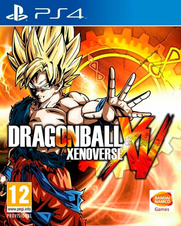 PS4 - Playstation Hits: Dragonball Xenoverse Physisch (Box) 785300137792 Bild Nr. 1