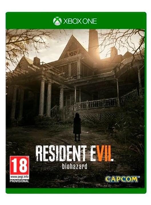 Xbox One - Resident Evil 7 785300121523 Photo no. 1