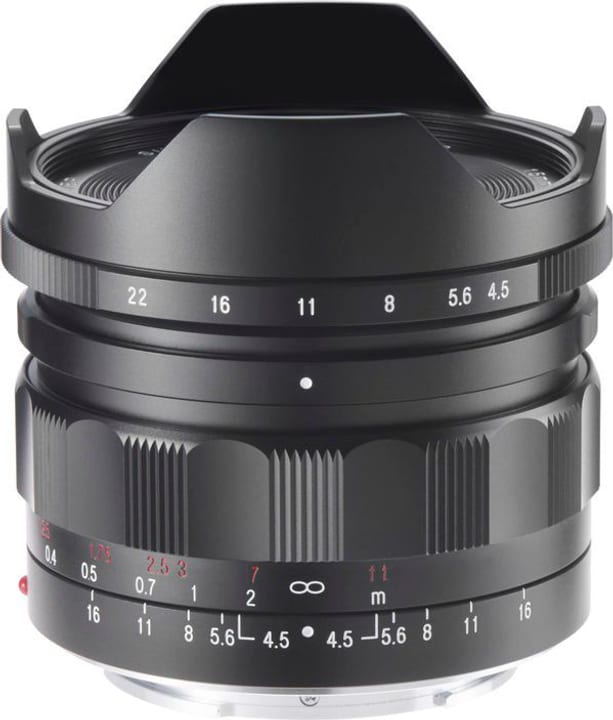 Super-Wide Heliar 15mm / 4.5 objectif Objectif Voigtländer 785300126998 Photo no. 1