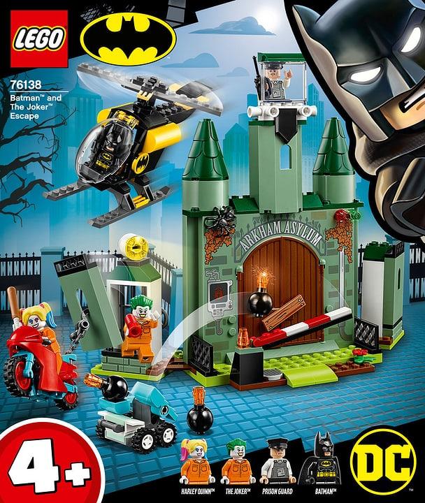 LEGO HEROES 76138 Batman™ e la fuga di 748716300000 N. figura 1